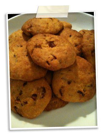 cookies sal s au chorizo tomate s ch es id al pour l. Black Bedroom Furniture Sets. Home Design Ideas