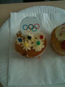 Ateliers cupcakes pour EDF avec Emilie Charignon spécialiste cupcakes