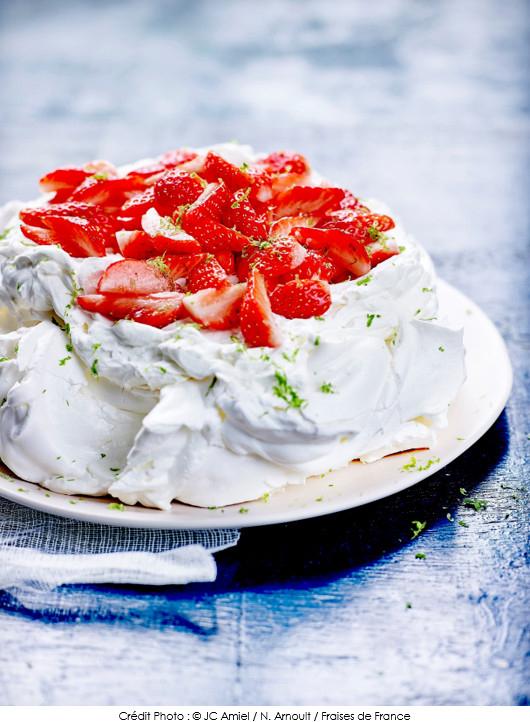 pavlova-aux-fraises-de-france