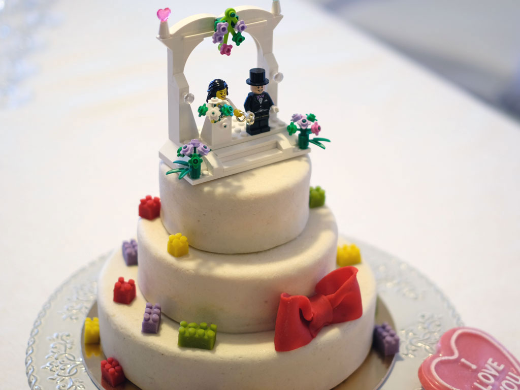 weddingcakelego